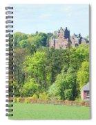 Ayton Castle Spiral Notebook