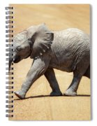 Baby African Elephant Spiral Notebook