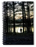 Back To Camp Spiral Notebook