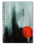Bad Moon Arising  Spiral Notebook