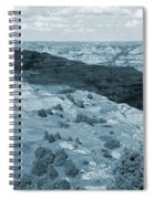 Badlands Shadow Grandeur Spiral Notebook