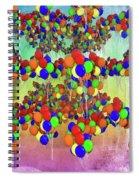 Balloons Everywhere Spiral Notebook
