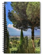 Barberini View Spiral Notebook