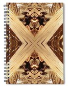 Bark Curls Spiral Notebook