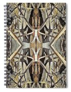 Bark Laces Spiral Notebook