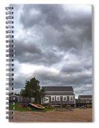 Barnstable Yacht Club October Spiral Notebook