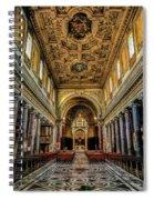 Basilica Di San Crisogono Spiral Notebook