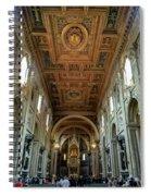 Basilica Di San Giovanni In Laterano Spiral Notebook
