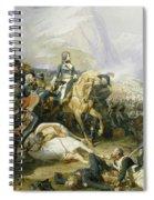Bataille De Rivoli, 1797 Spiral Notebook
