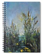 Bays Of The River Spiral Notebook