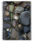 Beach Kanji Spiral Notebook