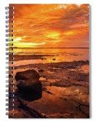 Beaming Spiral Notebook