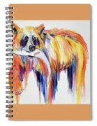 Bear Snack Spiral Notebook