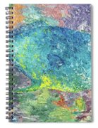 Beauty Of The Reef Spiral Notebook