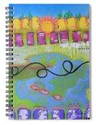 Beautiful Day In The Neighborhood Spiral Notebook