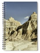 Beautiful Illusion Spiral Notebook