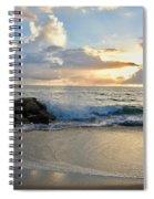 Beautiful Morning Spiral Notebook
