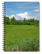Beautiful North Carolina Day Spiral Notebook
