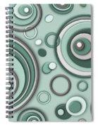 Bedroom Eyes Spiral Notebook