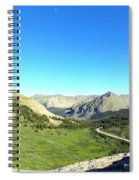 Before The Climb Spiral Notebook