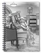 Beginning Of The Next Fairy Tale Spiral Notebook