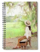 Being In Your Own Company Spiral Notebook