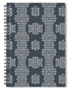Bella Cake Shea Spiral Notebook