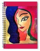 Belle Dame Spiral Notebook