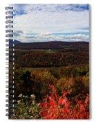 Berkeley Springs Overlook Spiral Notebook