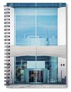 Berlin - Bundeskanzleramt Spiral Notebook