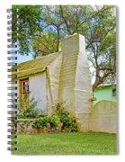 Bermuda Botanical Gardens Cottage Spiral Notebook