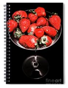 Berry Tonic Spiral Notebook