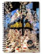 Best Foot Forward Spiral Notebook