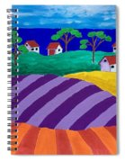 Best Of Two Worlds Spiral Notebook