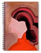 Bestowing Freedom Spiral Notebook