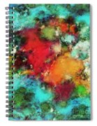 Between The Rivers Spiral Notebook