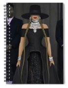 Beyonce - Formation 3 Spiral Notebook