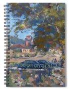 Bezistani Elbasan Spiral Notebook