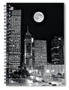 Big Moon Indianapolis 2019 Spiral Notebook
