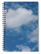 Big Sky, Little Bird Spiral Notebook