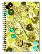 Binding Spiral Notebook