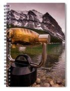 Binoculars Spiral Notebook
