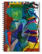 Bird Talk Spiral Notebook
