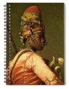 Black Bashi Bazouk 1868 69 Spiral Notebook