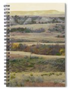 Black Butte September Reverie Spiral Notebook
