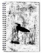 Black Ivory Actual 1b23z Spiral Notebook
