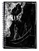 Black Ivory Actual 1b33x Spiral Notebook