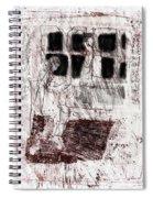 Black Ivory Issue 1b19 Spiral Notebook