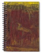 Black Ivory Issue 1b53 Spiral Notebook