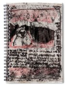 Black Ivory Issue 1b66 Spiral Notebook